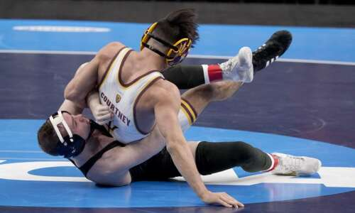 NCAA wrestling takeaways: Iowa's national title, Spencer Lee's latest feat…