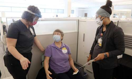 Iowa's long-term care facilities see third day of no new…