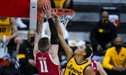 Keegan Murray: Shot-blocker (and a lot more) for Iowa men's…