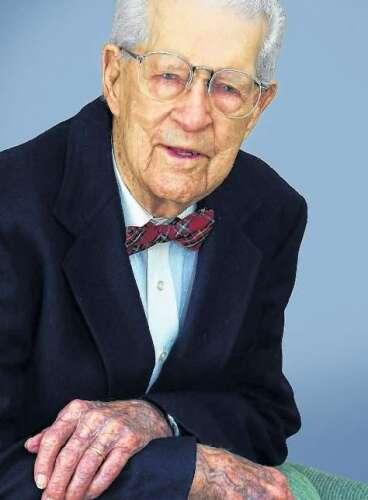 Donald Johnson is 105!