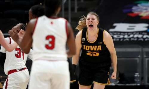 Iowa Hawkeyes are early birds as NCAA women's basketball tournament…