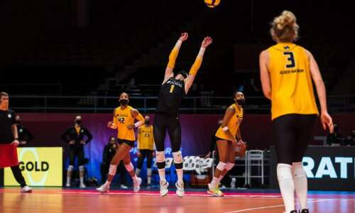This new, innovative pro volleyball league brought Cedar Rapids Kennedy…