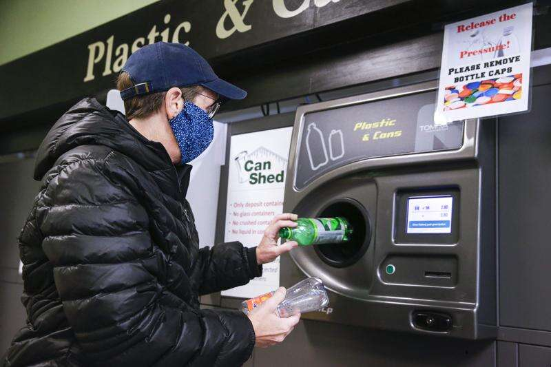 Even at 5 cents a can, millions at stake in Iowa bottle bill debate