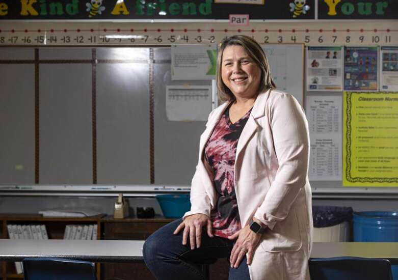 Longtime teacher says 'We have had to literally recreate the wheel'