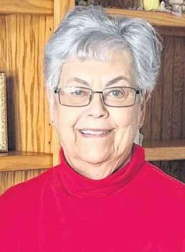 Happy 80th Birthday Peggy Ewart