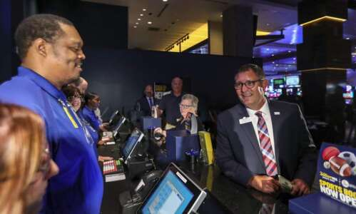 Online gambling is sure bet for Iowa