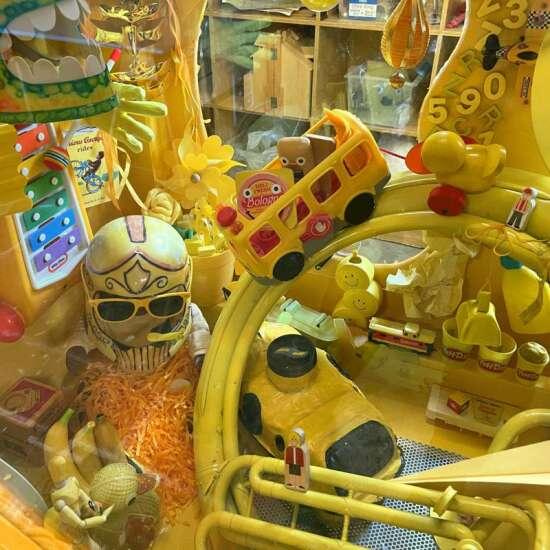 Monsters afoot in Iowa Children's Museum public art project