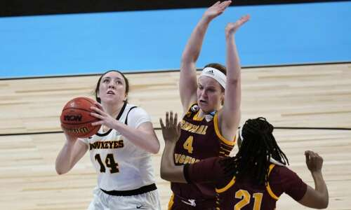Iowa battles No. 18 Kentucky, and NCAA women's basketball Sweet…