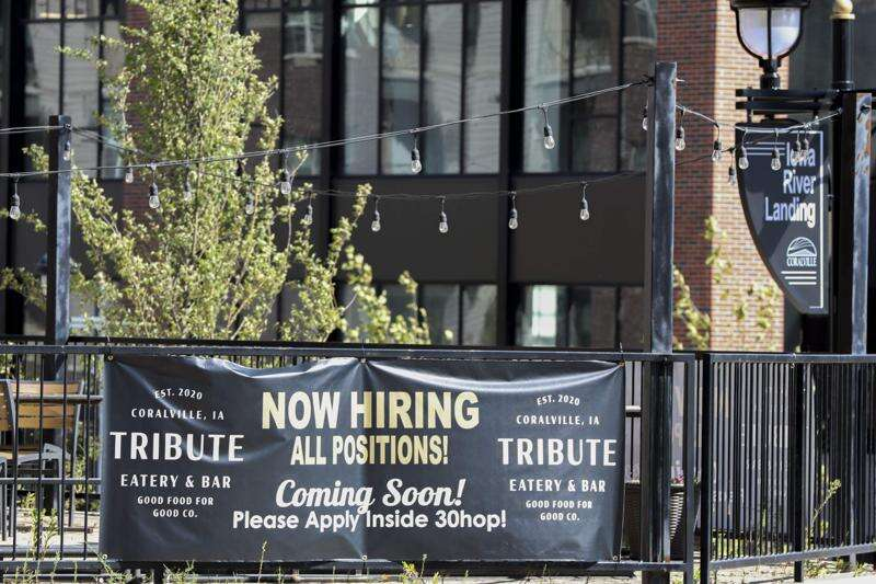 Iowa sees decline in unemployment claims for fourth consecutive week