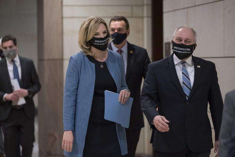 Ashley Hinson leads GOP 'outrage' over House Democratic effort to oust Iowa congresswoman