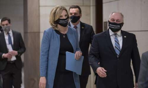 Ashley Hinson leads GOP 'outrage' over House Democratic effort to…