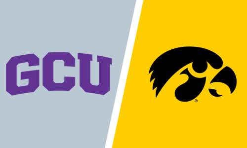 Iowa vs. Grand Canyon: Live updates, highlights from NCAA tournament…