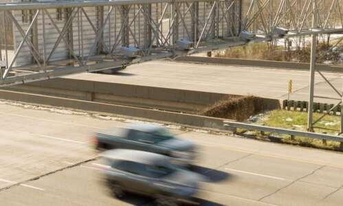 Protect Iowans from invasive traffic surveillance