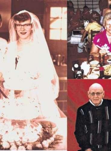 Robinson 65th Wedding Anniversary