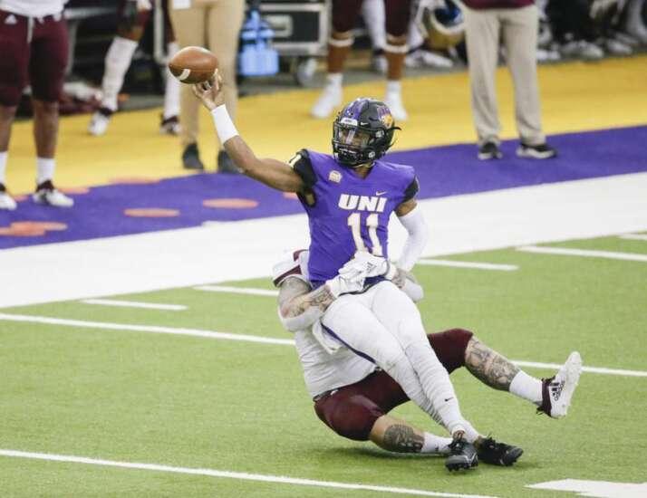Missouri State 13, UNI 6: Panthers struggle on offense again, fall to 2-3