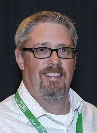 Mike Parker named new plant manager at TrafFix Devices