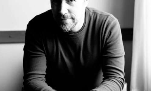 Iowa City author Erik Therme slows the pace in his…