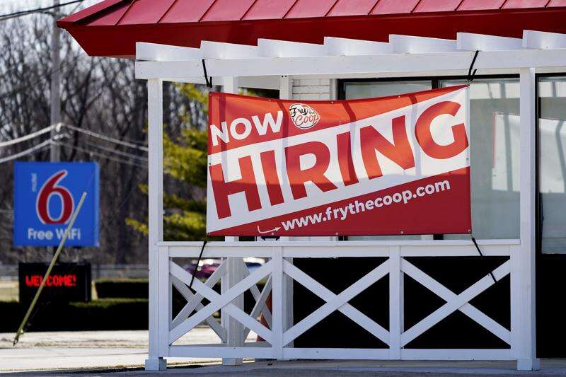 U.S. jobless claims fall to fewest since pandemic began