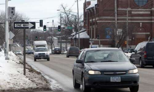 Front license plates protect Iowans' safety