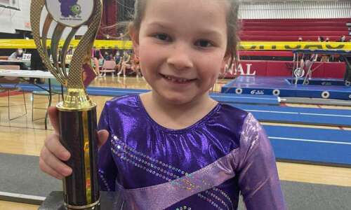 Successful meets common for Ide Gymnastics athletes