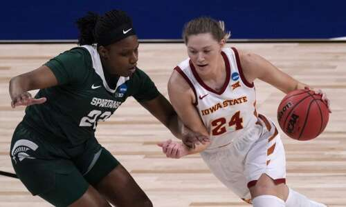 Ashley Joens sets Iowa State NCAA women's basketball tournament record…