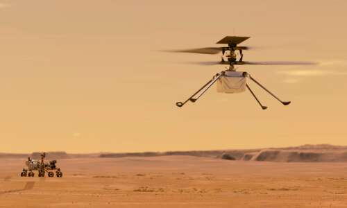 NASA's new Mars rover hits dusty red road, 1st trip…